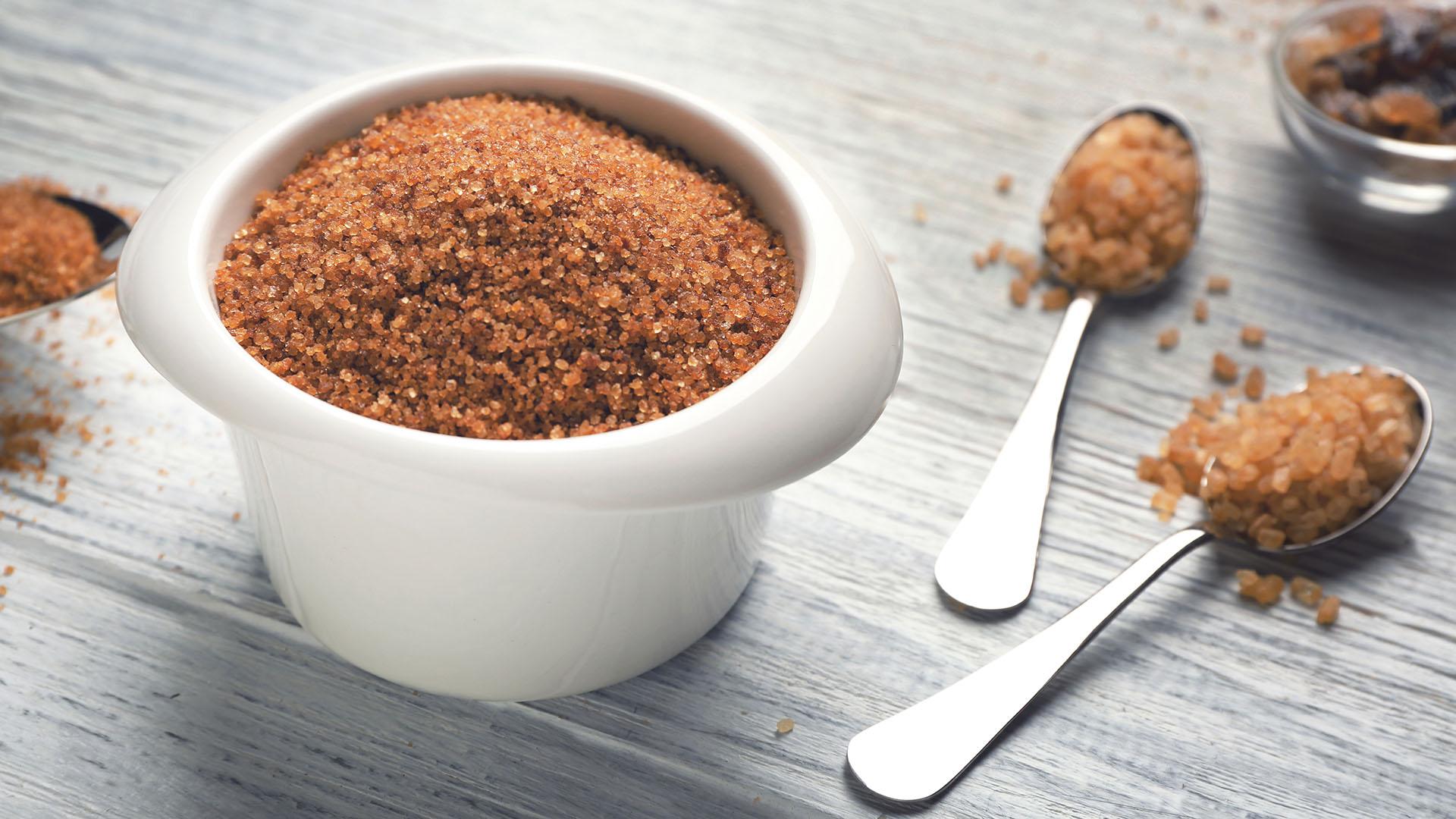 4 motivos para usar o açúcar mascavo