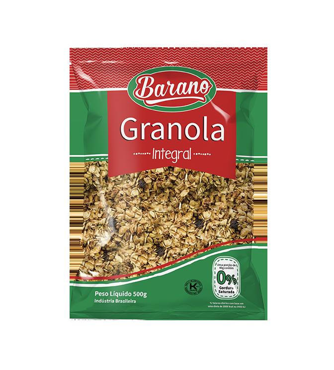 Granola Integral 500g